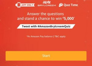 https://www.coolzdeals.com/amazon-brylcreem-quiz-answers/