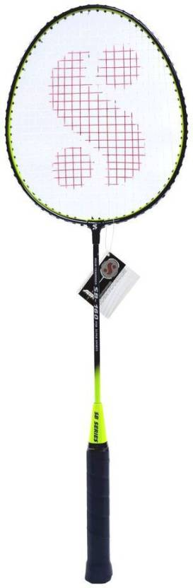 BuySilver's Multicolor Strung Badminton Racquet (Weight - 96 g) in Just Rs.75