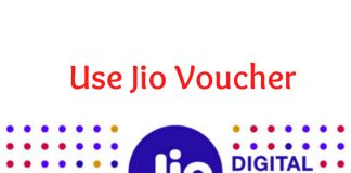 How to Use Jio Voucher to Recharge Another Number?