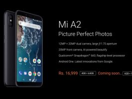 Xiaomi Mi A2 & A2 Lite - Details, Next Sale Date and Script