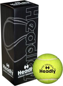 Flipkart - Buy Headly Cricket Tennis Ball(Pack of 3) in Rs.59 Worth Rs.270