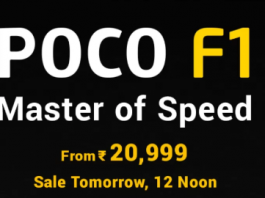 Xiaomi Poco F1 - Details, Next Sale Dates and Auto Buy Script