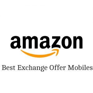 Amazon Exchange Offer Mobiles