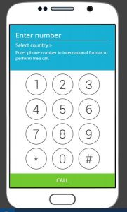 make a phone call online free