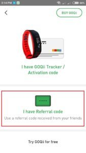 (Genuine)GOQii App - Refer a Friend and Get Free Smart Watch, Lunch Box and More