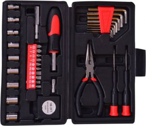 Flipkart - Buy Visko Hand Tool Kit (35 Tools) in Rs.349 Worth Rs.2099