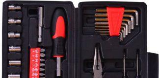Flipkart - BuyVisko Hand Tool Kit (35 Tools) in Rs.349 Worth Rs.2099