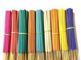 Paytm20 Incense Sticks - Get Wooden Stand Free - Avivar