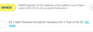 (Loot)Paytm Free Recharge - Get Free Recharge of Rs.20