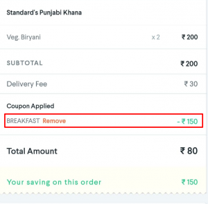 FoodPanda Offers - Get Rs.150 Off on Rs.200 + 50% Cashback with PhonePe