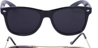 Get Amour Propre Wayfarer, Aviator Sunglasses in Rs.298 Worth Rs.1499