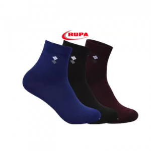 Buy Free Rupa Men's Cotton Socks From Paytm Mall