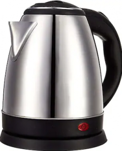 BuySnowbird Stainless Steel 1500W Electric Kettle (Silver) in just Rs.150 (Original Price - Rs.4,999)