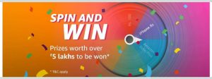 (All Answers)Amazon Quiz Answers today - Spin & Win Quiz