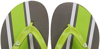 Amazon - Buy UCB Men's Flip Flops from just Rs.153