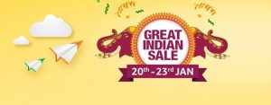 Amazon GIS 2019 - Top Offers, Steal Deals and Products up to 80% Off