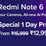 (Script) Trick to Buy Xiaomi Redmi Note 6 Pro from Flipkart Flash Sale