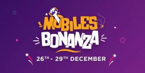 Flipkart Mobile Bonanza Sale - Get UpTo Rs 10000 Off on Smartphones