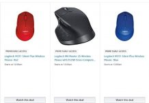 [Live@Today 12AM] Amazon - Buy Logitech Products 99% Off