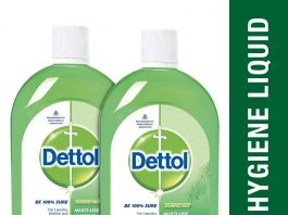 Buy Dettol Disinfectant Liquid- 500 ml(Pack of 2) In Just Rs 193
