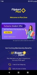 Trick to get Free Flipkart Plus Membership