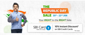 (Hot)Flipkart Republic Day Sale - Best Deals, Offers with Great Discount Ever