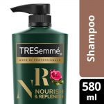 Amazon - Buy TRESemme Nourish and Replenish Shampoo, 580ml in just Rs.213