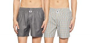 Amazon Steal Deal - Get Symbol (Pack of 2) Boxers in Just Rs.299
