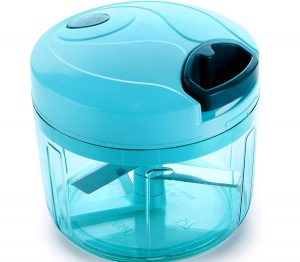 Ganesh Plastic Quick Chopper, 725ml, In Just Rs 149