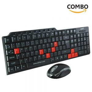 Quantum QHM8810 Keyboard with Mouse In Just Rs 299