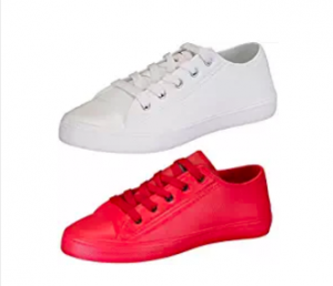 (Loot Lo) Buy Men's Shoes (Pack of 2) in Just Rs.359