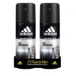 Adidas Men Pack of 2 Dynamic Pulse Deodorant Spray In Just Rs 171