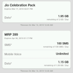 Jio Free Internet - Get up to Free 8 GB Internet from My Jio App