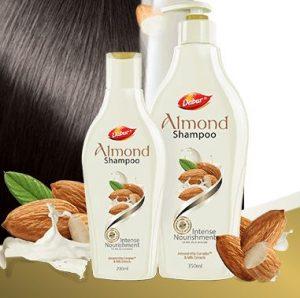 (Freebies Loot) Get Free Dabur Almond Shampoo Sample