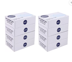 Nivea creme soft soap (Pack of 8) In Just Rs 281