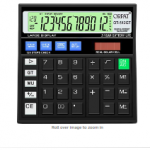 Orpat OT-512GT Calculator (Black) In Just Rs 155