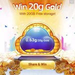 (Loot)UC Browser Loot - Win 20g Gold, Amazon Vouchers, Redmi K20