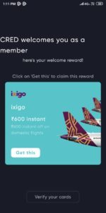 Get Rs.750 Amazon Free Voucher from Cred App Easily