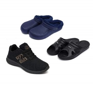 best service how to buy best SVAAR Shoes (Pack of 3 ) in Just Rs.99 [Sports, Flurr, Eva ...