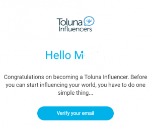 Toluna Survey