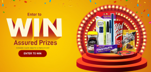 (Freebie Loot) Get Assured Free Pen, Chocolate, Earphones or more