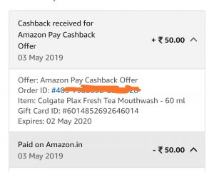 (LOOT) Get Product Worth Rs.50 for Free from Amazon
