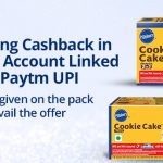 Buy Pillsbury Cakes and Get Cashback in Bank Account