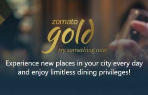 Get Free Zomato Gold Membership For All Users