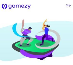 Gamezy App- ₹150 on Signup +₹100/Refer | Fantasy App