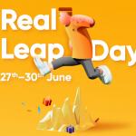 Realme Leap Days