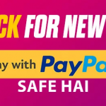 (Instant)Paypal Bookmyshow Offer - Pay with Paypal and Get 100% Cashback up to Rs.300