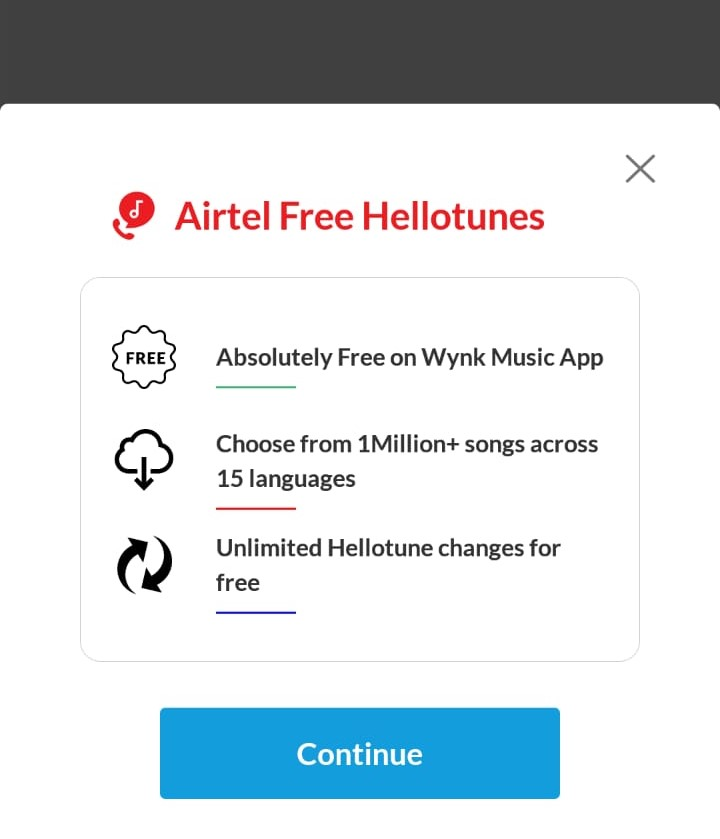 (Official) How to Set/Activate Airtel Caller Tune for Free?