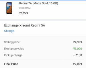 (Loot)Best Amazon Exchange Offer -  Realme C2 In Just ₹1700 in Exchange