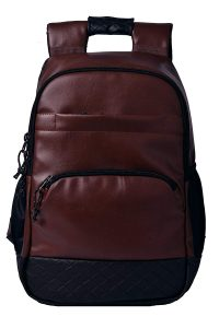 F Gear Luxur Anti Theft  25 Ltrs Brown Laptop Backpack in Just Rs.774